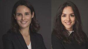 Lucie Vincens et Rym Gouizi, avocates associées et collaboratrices du cabinet Actance - © D.R.