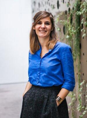 Axelle Baillet, directrice du développement de DoveVivo pour la France - © D.R.