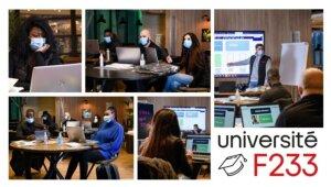 Université F233 - Groupe Iliad