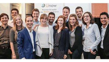 Grace à ses MOOC, Unow lève 800 000 euros - D.R.