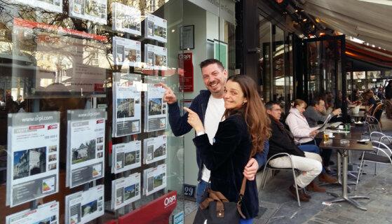 Moral immobilier: les futurs acquéreurs commencent à douter - D.R.