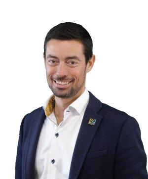 Bastien Neyrat, président de Neyrat Immobilier