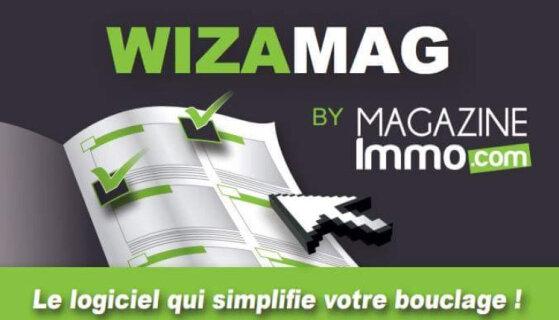 Wizamag: un logiciel pour éditer son magazine immobilier - D.R.