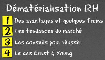 2014: l'année phare pour la dématérialisation RH? - D.R.