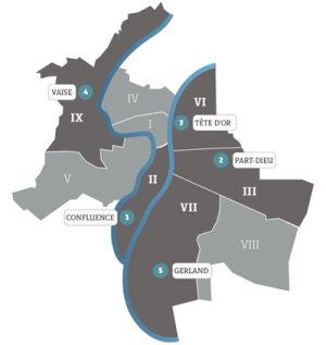 Immobilier d'entreprise: le retour en force des centres-villes!