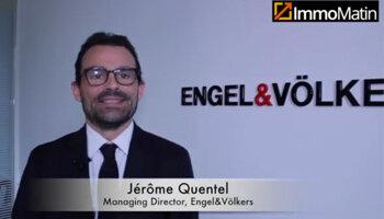 3 min avec Jérôme Quentel, Engel & Völkers - D.R.