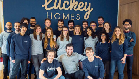 Airbnb s'offre la start-up française Luckey Homes - D.R.