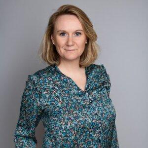 Nathalie Coëffet est directrice du capital humain de l'Essec. - © D.R.