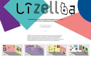 La déclinaison en ligne de LizellBa.