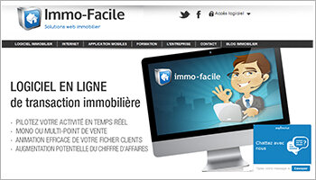 Le logiciel Immo-Facile s'enrichit de nouvelles fonctionnalités - D.R.