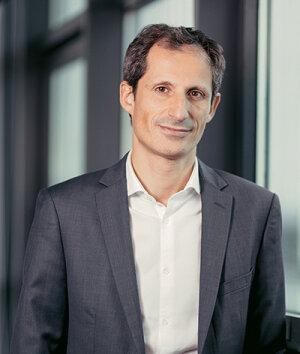 Gabriel Pacheco, président de Safti