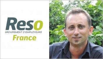 «Les réseaux sociaux ont considérablement amélioré notre visibilité», Philippe Cabon, directeur de l'association ResoFrance - D.R.