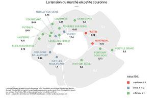 Infographie: où en est le marché de la vente de bureaux en France?