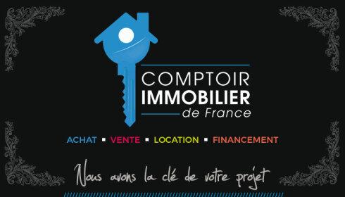 L'offre d'emploi de la semaine: Conseiller en Immobilier H/F - Comptoir Immobilier de France - D.R.