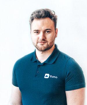 Guillaume Martin, CEO de Yuno