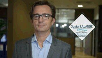 Témoignage client Ubiflow: Xavier Lalande, directeur marketing et communication de CAPI France - D.R.