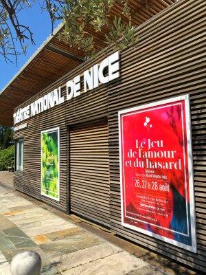 Le Kiosque du TNN.