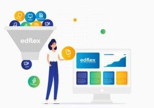 Edflex filtre le contenus pédagogiques sur le Web - © D.R.