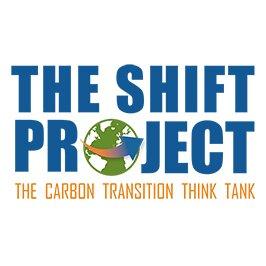 Le logo de The Shift Project. - © D.R.