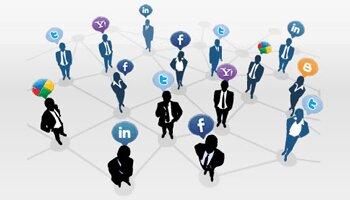 Les réseaux sociaux préférés des étudiants et jeunes diplômés - D.R.