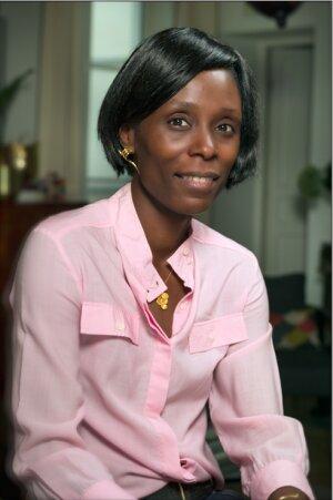 La directrice de l'école HEIP, Laetitia Hélouet préside le Club 21e siècle. - © D.R.