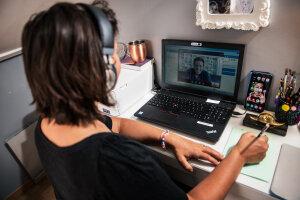 Télétravail pour les personnels et distance learning pour les élèves de l'X