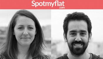 «Notre plateforme permet aux pros de partager leurs informations informelles», Spotmyflat - D.R.