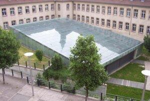L'ÉNA située à Strasbourg va laisser la place l'Institut national du service public - © ENA.