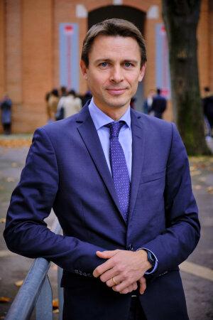 Lukas Rass-Masson est professeur de droit privé et sciences criminelles. - © D.R.