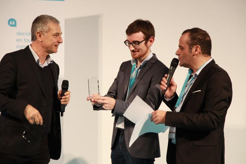 «Hacke ta fac» (Université de Bordeaux), prix du jury