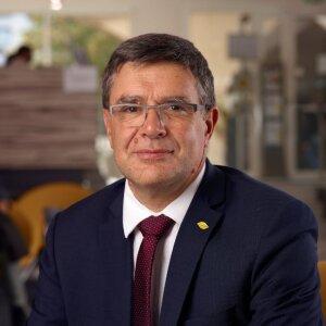 Jean-Marc Torrollion, président de la Fnaim