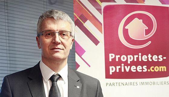 «Nous venons de racheter le réseau de mandataires Neodis», S. Casters, Propriétés-Privées - D.R.