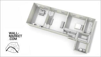 Wall-Market se lance dans la conception de plans 3D - D.R.