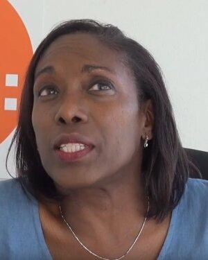 Élisabeth Sioudan-Devailly, Secrétaire Fédérale du SGEN-CFDT - © Captr YouTube