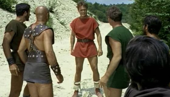Spartacus s'invite dans la campagne TV de ChercheMonNid! - D.R.