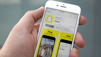 Jobmania expérimente le recrutement sur Snapchat - D.R.