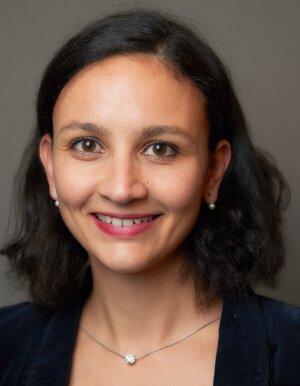 Perrine Gautheron, fondatrice et dirigeante de l'agence Les Villas