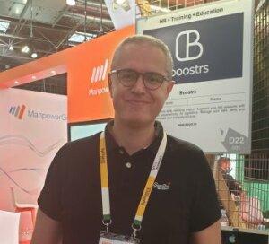 Vincent Lebunetel, CEO Boost.rs - © D.R.
