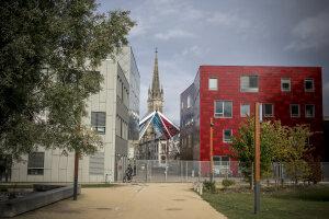 Campus Artem de l'université de Lorraine