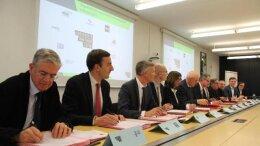UBL: signature de la convention d'association à la Comue