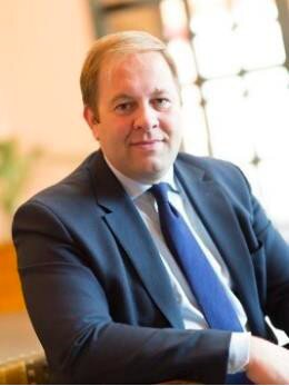 Alexandre de Navailles est ambassadeur de la fondation Dauphine