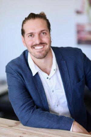 Brice Farrugia est responsable partenariat entreprise et projets de la Fondation UCA
