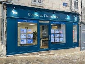 Agence Bourse de l'Immobilier de Saint-Aignan (Loir-et-Cher)