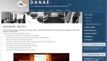 Danaé renouvelle son benchmark SIRH - D.R.