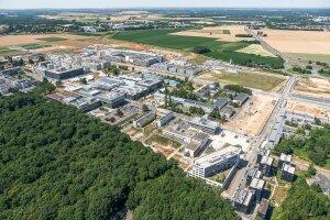 L'Université Paris-Saclay est un EPE créé en nombre 2019. - © Université Paris-Saclay
