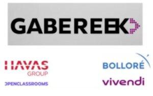Le quatuor d'entreprises derrière Gabereek - © D.R.