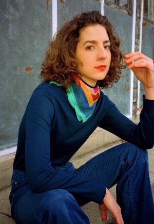 Cléa Vincent, artiste dont s'occupe Mélissa Phulpin. - © D.R.