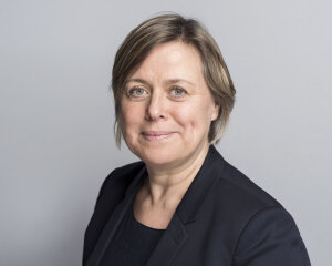 Anne Babkine, directrice de l'offre et de l'expérience clients chez Foncia