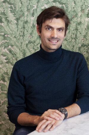 Henri Pagnon, CEO et co-fondateur de Proprioo