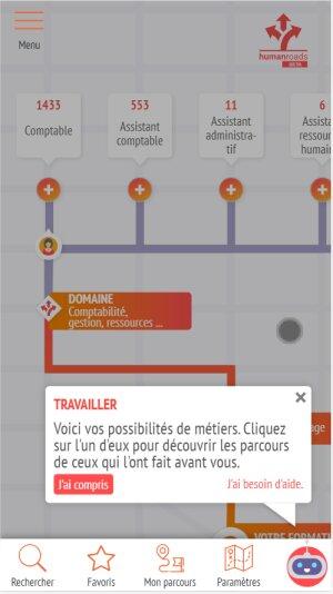 Humanroads: le GPS des carrières
